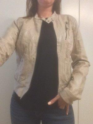 Vero Moda Jacke in Lederoptik