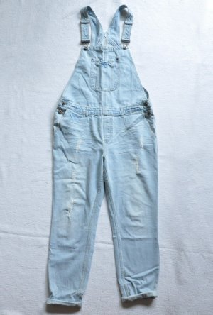 Vero Moda Jeans Latzhose ORSON DENIM OVERALLS light blue denim Gr. 31 | 34
