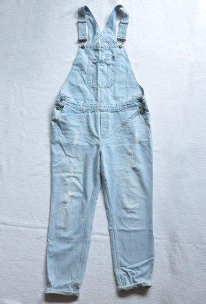 Vero Moda Jeans Latzhose ORSON DENIM OVERALLS light blue denim Gr. 31   34