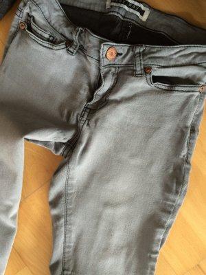 Vero Moda Jeans noisy may grau Gr. XS skinny Stretch