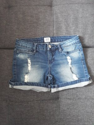 Vero Moda Jeans Short Destroyed Gr. 26