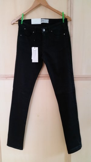 Vero Moda Jeans Slim Coated 36 / 32 schwarz