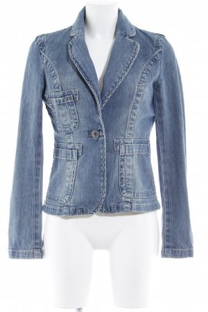 Vero Moda Denim Blazer cornflower blue casual look