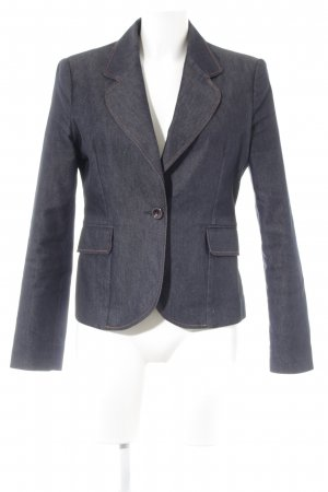 Vero Moda Denim Blazer steel blue casual look