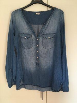 Vero Moda Jeansbluse Gr. 40