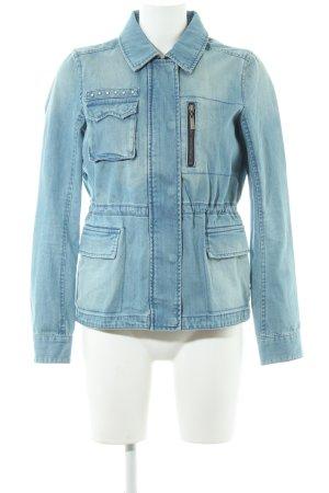 Vero Moda Jeansjacke himmelblau Casual-Look