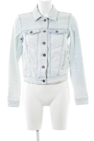 Vero Moda Jeansjacke weiß Jeans-Optik