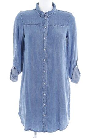Vero Moda Jeanskleid kornblumenblau Casual-Look