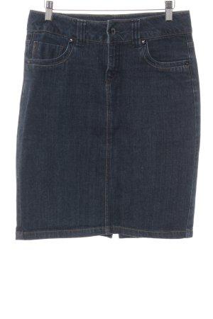 Vero Moda Spijkerrok donkerblauw casual uitstraling