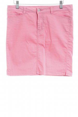 Vero Moda Jeansrock rosa Casual-Look