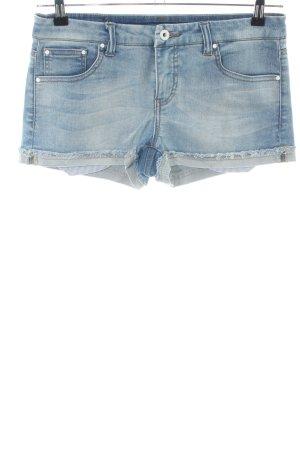 Vero Moda Pantaloncino di jeans blu stile casual