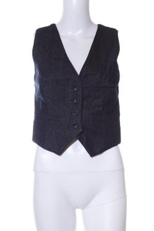 Vero Moda Jeansweste blau Business-Look