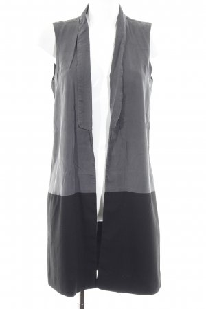 Vero Moda Denim Vest anthracite-black casual look
