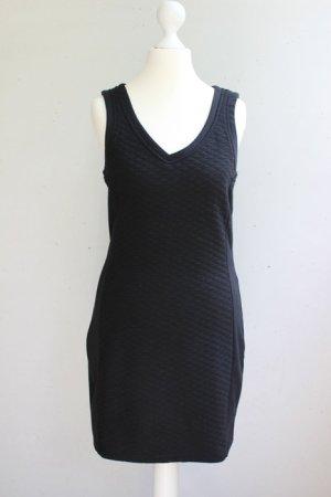 Vero Moda Jersey-Kleid, Etuikleid, schwarz