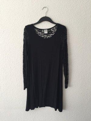 Vero Moda Jersey-/ Spitzenkleid XS