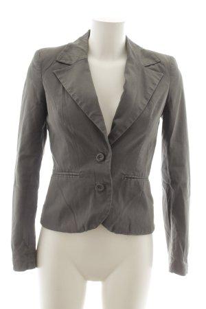 Vero Moda Jerseyblazer graubraun Business-Look