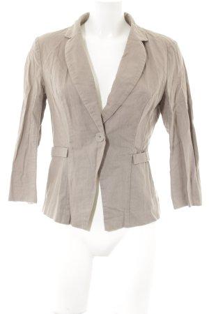 Vero Moda Jerseyblazer hellbeige Casual-Look
