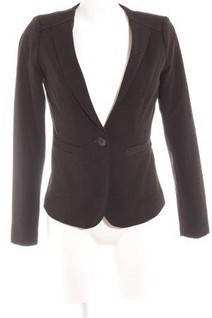 Vero Moda Jerseyblazer schwarz Casual-Look