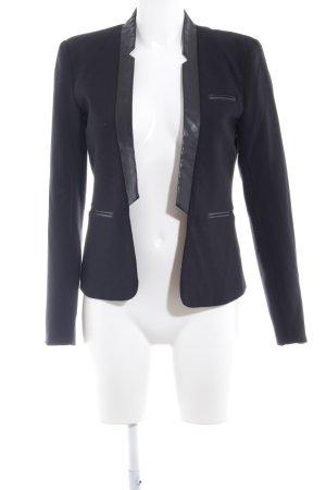 Vero Moda Jerseyblazer schwarz Elegant