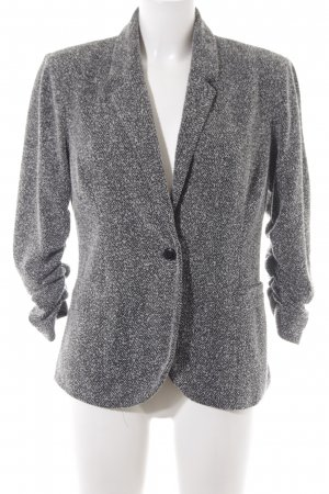 Vero Moda Jerseyblazer schwarz-weiß Business-Look