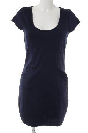 Vero Moda Jerseykleid dunkelblau Casual-Look