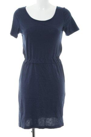 Vero Moda Jerseykleid blau Casual-Look