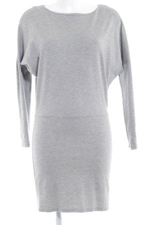 Vero Moda Jerseykleid grau Casual-Look