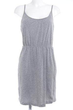 Vero Moda Jerseykleid grau meliert Casual-Look