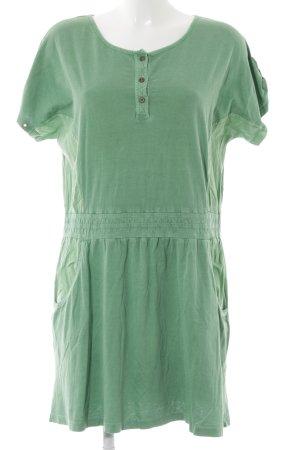 Vero Moda Jerseykleid grün Casual-Look