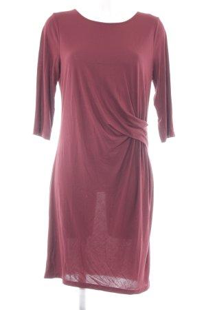 Vero Moda Jerseykleid karminrot Elegant