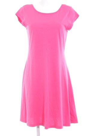 Vero Moda Jerseykleid pink Casual-Look