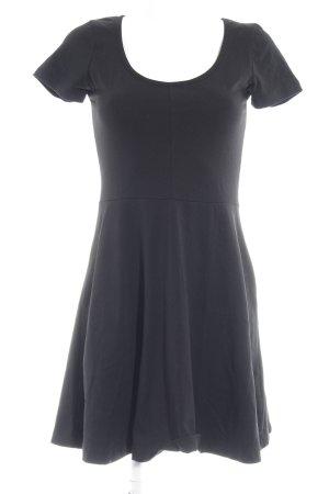 Vero Moda Jerseykleid schwarz Casual-Look