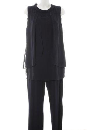 Vero Moda Jumpsuit dunkelblau Elegant