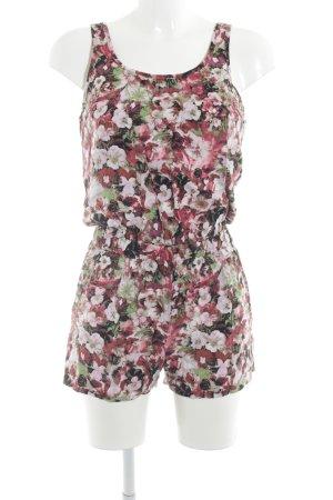 Vero Moda Jumpsuit florales Muster Casual-Look