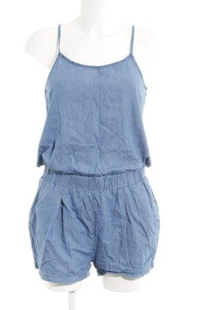 Vero Moda Jumpsuit kornblumenblau Beach-Look