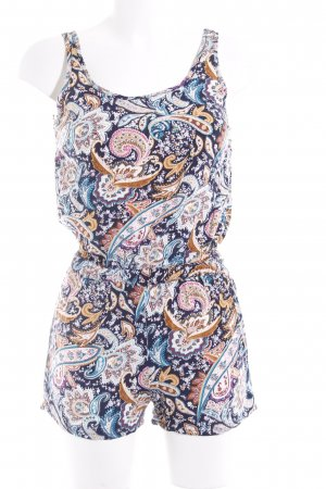Vero Moda Jumpsuit Paisleymuster Casual-Look