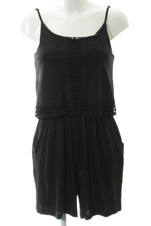 Vero Moda Jumpsuit schwarz Casual-Look
