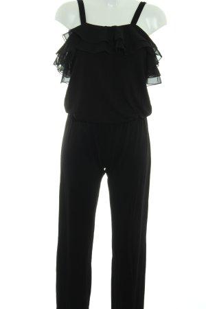 Vero Moda Tuta nero stile semplice