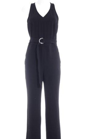 Vero Moda Jumpsuit schwarz schlichter Stil