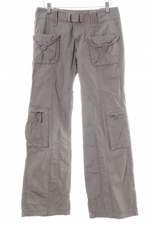 Vero Moda Khakis light grey casual look