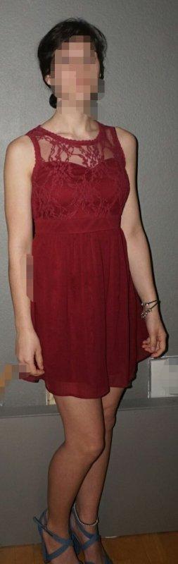 Vero Moda Kleid, 1x getragen