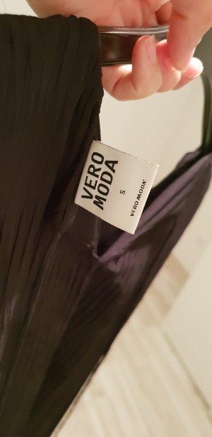 Vero Moda vestido de globo negro