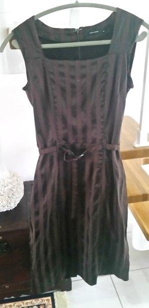 Vero Moda Kleid braun Etuikleid 34 XS S