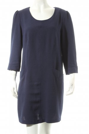 Vero Moda Kleid dunkelblau Romantik-Look
