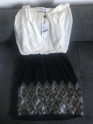 Vero Moda Kleid Pailletten