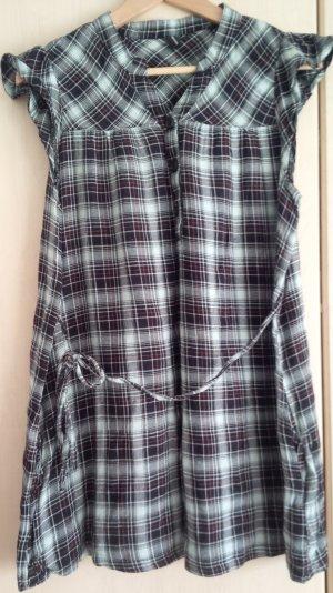 Vero Moda Kleidchen Mint-Schwarz-Rot