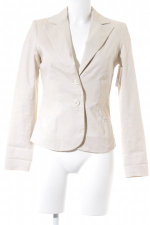 Vero Moda Kurz-Blazer creme Business-Look