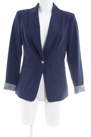 Vero Moda Kurz-Blazer dunkelblau klassischer Stil