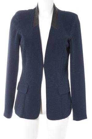Vero Moda Kurz-Blazer dunkelblau-schwarz Business-Look