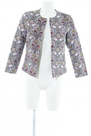 Vero Moda Kurz-Blazer florales Muster Elegant